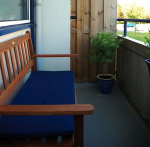 Balkon Holzmöbel