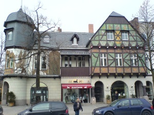 Balkon Landhaus