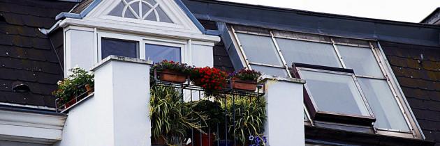 Den heimischen Balkon verschönern um sich dort wohler zu fühlen
