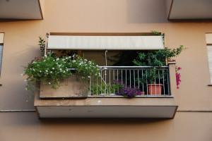 Eine Markise ist ein guter Sonnen- und Sichtschutz © terururu - flickr.com