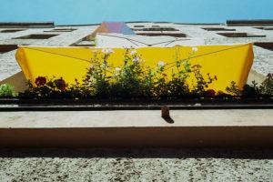 Beschattung Balkon