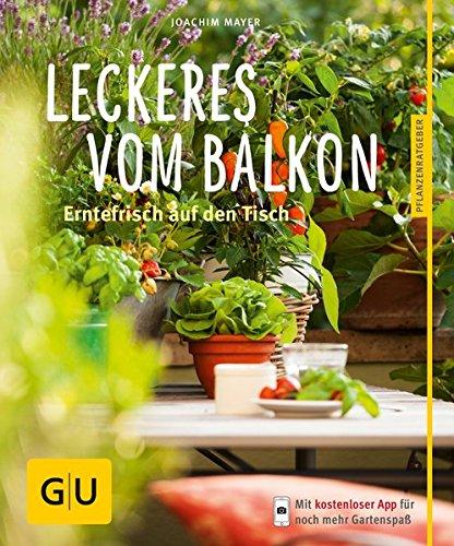 Leckeres vom Balkon: Erntefrisch auf den Tisch