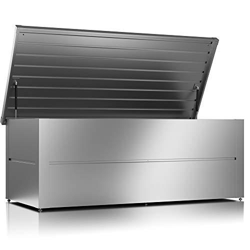 ILESTO Aufbewahrungsbox aus Stahl mit 783l Fassungsvermögen 185x85x69c
