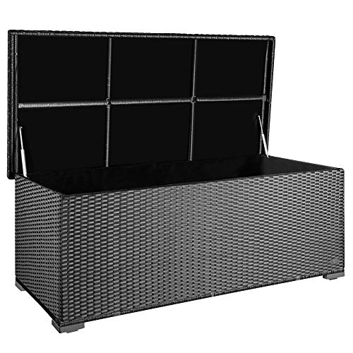 PREMIUM 'Sienna' 650l Polyrattan Balkonbox