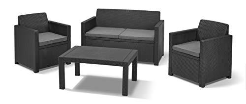 Allibert Merano Lounge Set
