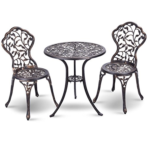 Costwas antike Sitzgruppe aus Aluminiumguss
