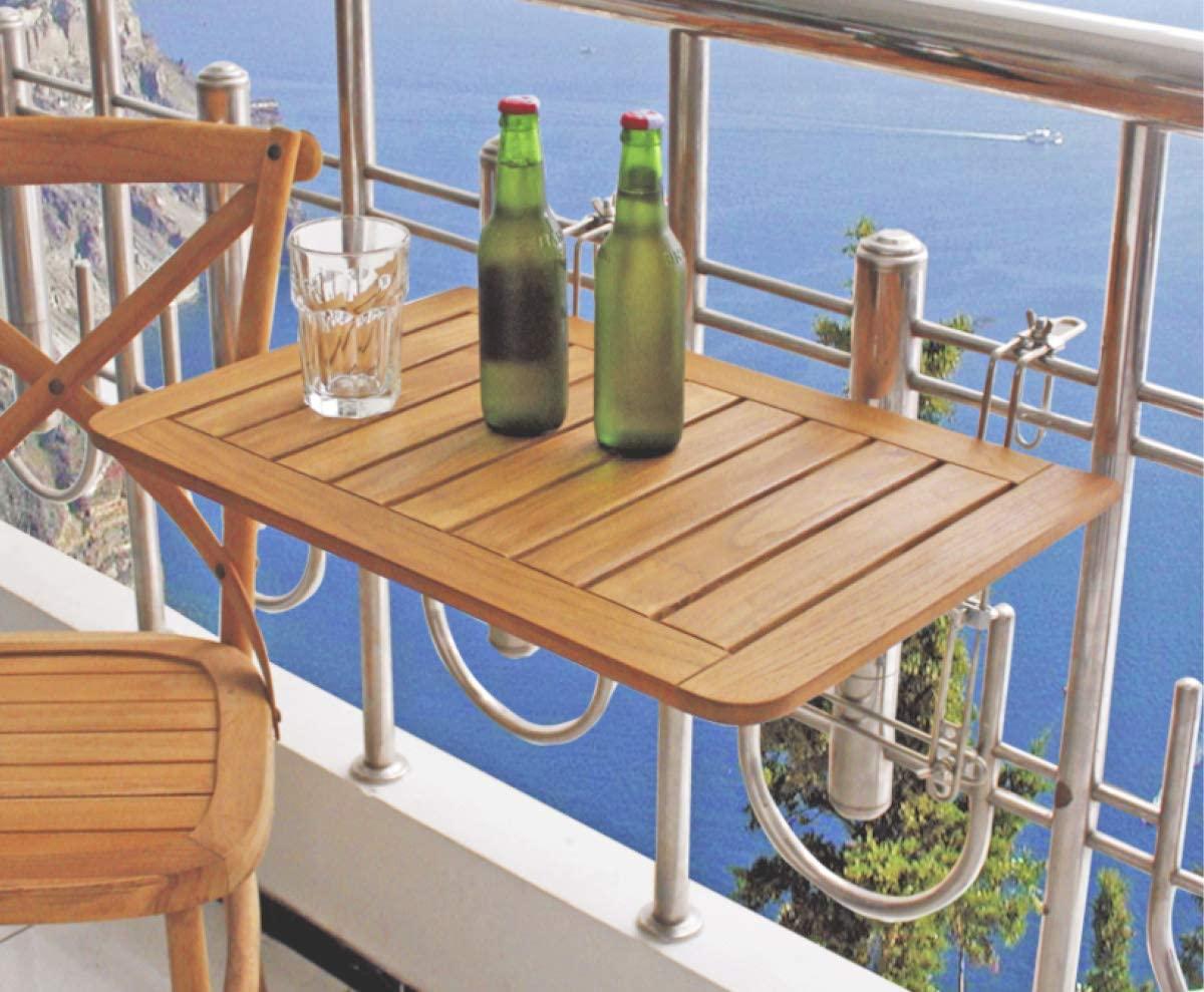 Balkontisch zum Aufhängen